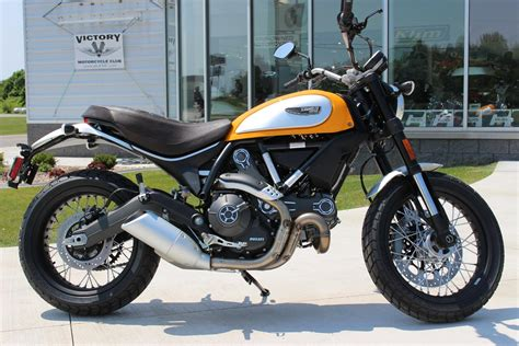 Page 31370, 2015 Ducati Scrambler Classic, New And Used