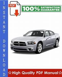 Dodge Charger Workshop Service Repair Manual 2006-2009 Download