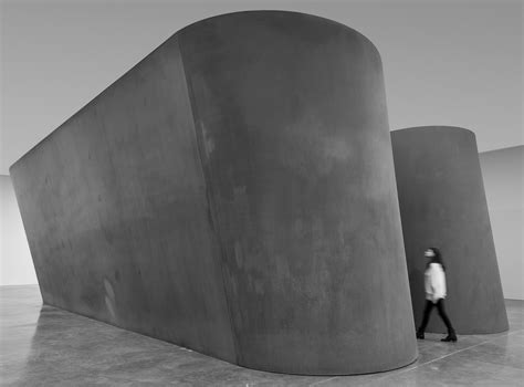 toilet with lessons in gigantism richard serra makes it work