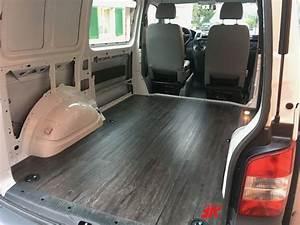 Vinyl Laminat Küche : vw t5 vom transporter zum wohnmobil laderaum boden mit vinyl laminat schaut cool aus bin ~ Sanjose-hotels-ca.com Haus und Dekorationen