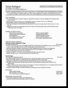 resume exles engineering manager skills based resume