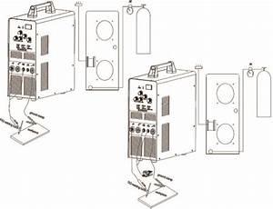 200amp Ac  Dc Square Wave Inverter Aluminum Tig  Stick Mma