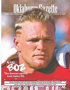 Cover Story Teaser: The Boz turns 50 | Community ...