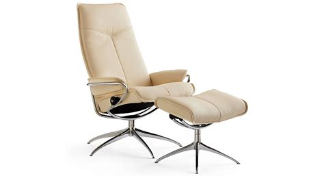 Stressless Chair Uk by Circle Furniture City Highback Chair And Ottoman