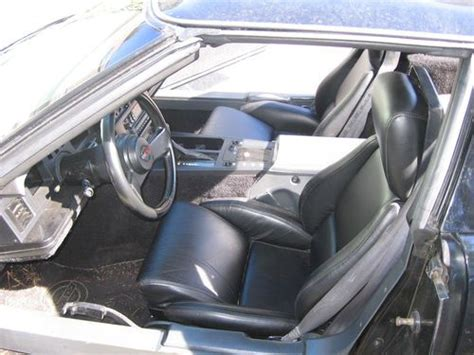 how petrol cars work 1986 chevrolet corvette navigation system buy used 1986 chevrolet corvette chevy sports car 350 tuned port fuel injection black in