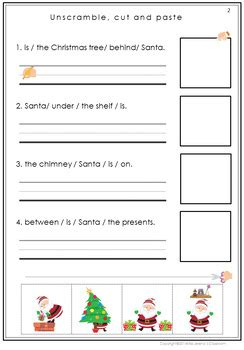 christmas prepositions worksheets preposition worksheets