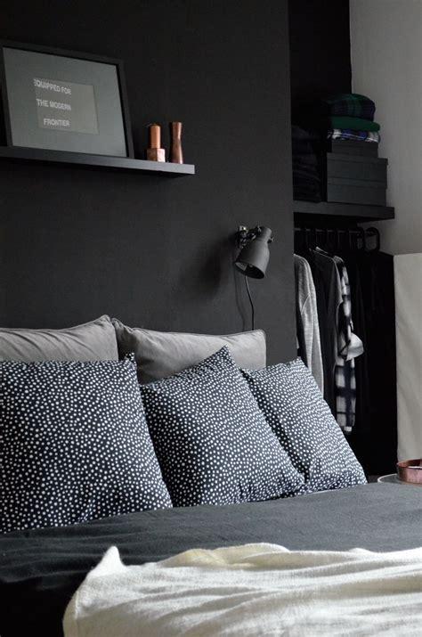 Ikea Malm Kleiderschrank by Black Wall Ikea Malm Wardrobe Offener