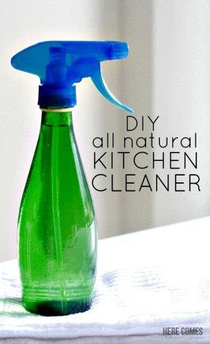 diy  natural kitchen cleaner    sun