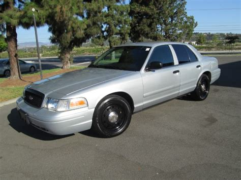 ford crown victoria police interceptor  sale