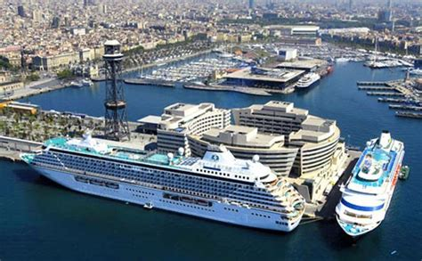 Carnival To Build And Operate New Cruise Terminal In Barcelona - The Medi Telegraph