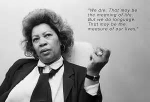 toni morrison quotes  racism quotesgram