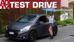 Peugeot 208 Gti By Peugeot Sport : test peugeot 208 gti by peugeot sport youtube ~ Maxctalentgroup.com Avis de Voitures