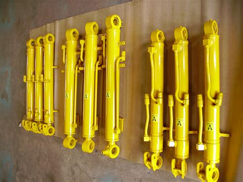 cylinders  surface mining  construction equipments