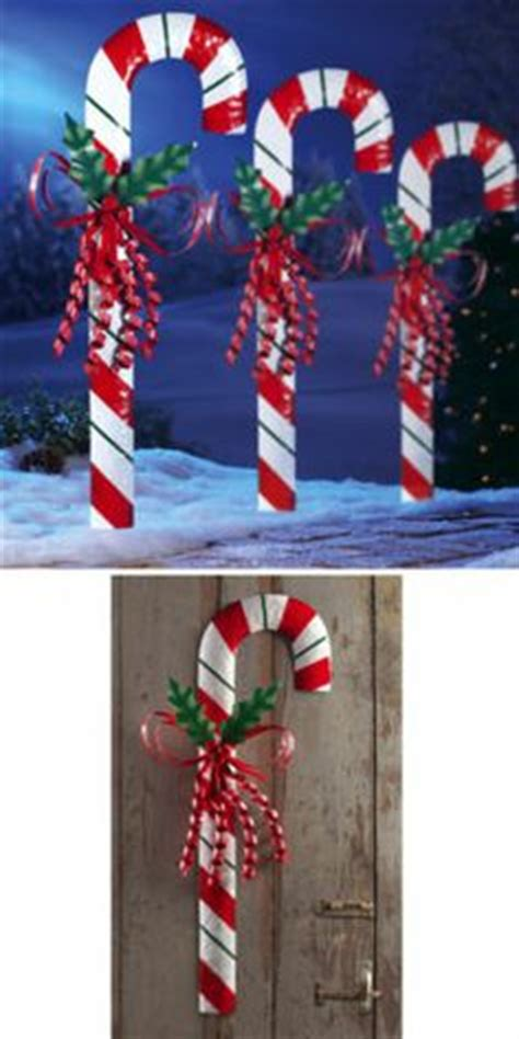 metal reindeer garden stakes christmas holiday outdoor