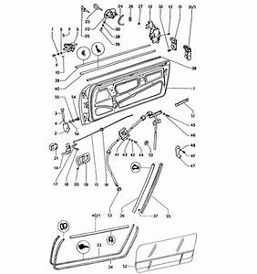 Door Parts Description  U0026 The Following Is A Description Of