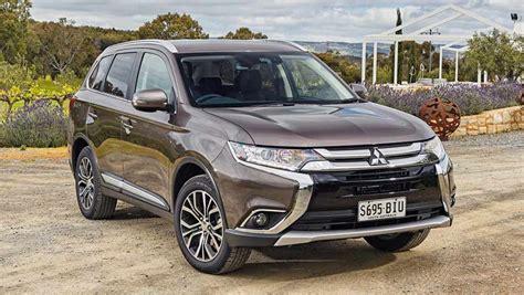 Mitsubishi New Car by 2016 Mitsubishi Outlander New Car Sales Price Car News