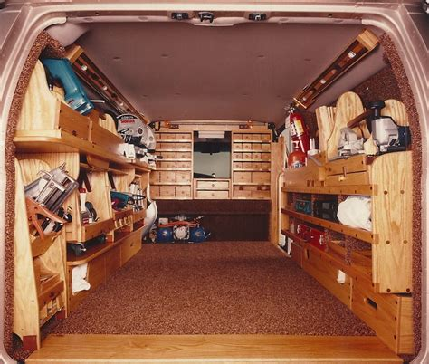 Jerry Hillenburg Co Van Tools And Toolboxes