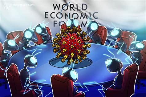world economic forum   blockchain  restart global