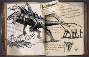 Dinosaurs Evolved Dossiers Survival Ark