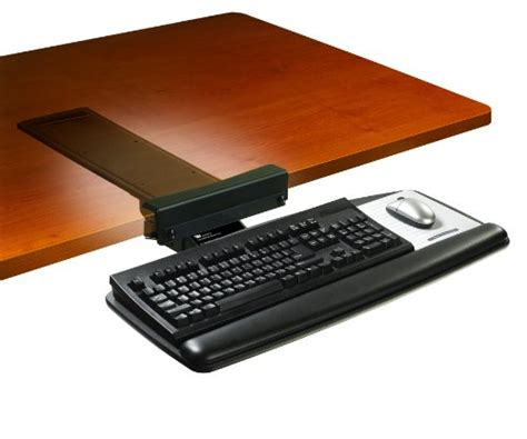 under desk computer tray best cl on keyboard tray for under the desk reviews