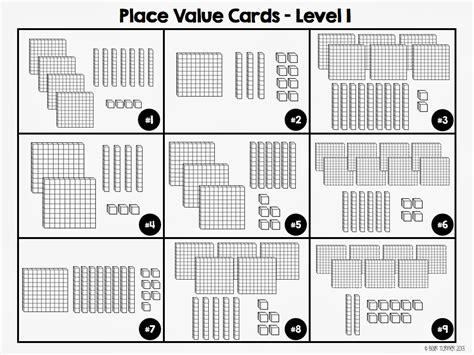 worksheet place value blocks worksheet worksheet