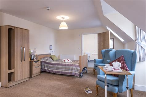 bedrooms  magdalen house alysia caring luxury care homes
