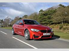 BMW M3 named one of Auto Express' top 10 performance cars