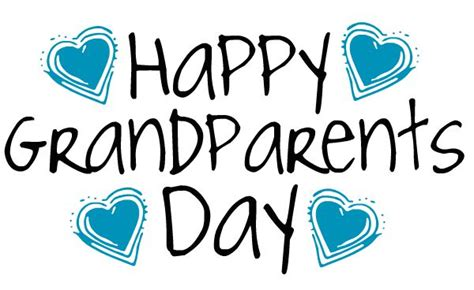 Free National Grandparents Day Cards, Wrapping Paper And