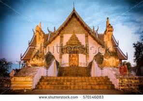 Nan Province Thailand Temples