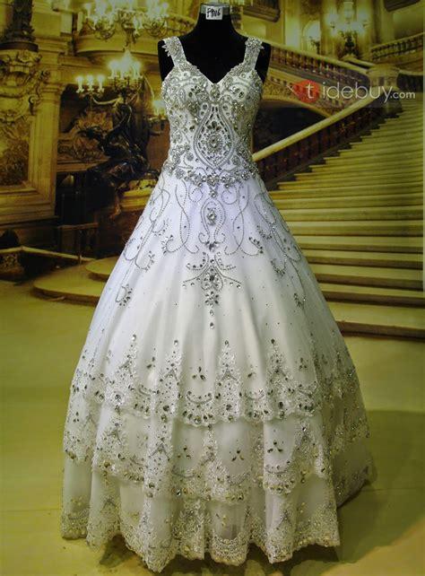 amazing bridal frock   bridal