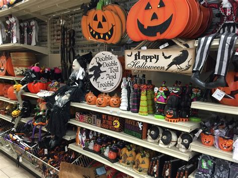 Michaels, Christmas Tree Store, and More Fall/Halloween ...