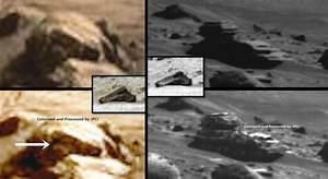 Mars Rover images provide evidence of a secret military ...