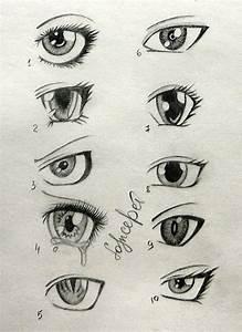 anime eyes by SolnceDei on DeviantArt