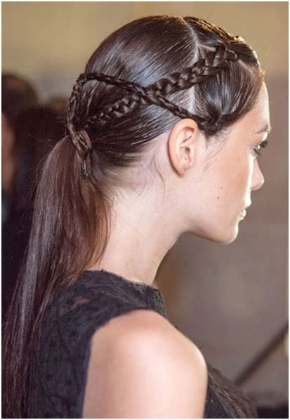Braided Hairstyles With by Braided Hairstyles For With Hair Hair