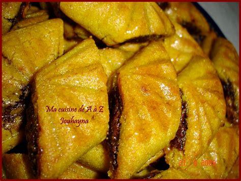 cuisine marocaine makrout aux dattes makrout aux dattes quot la cuisine de jouhayna de a à z quot