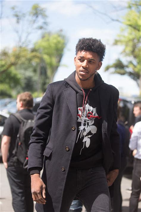 nick young hates  cheating rumors loves life