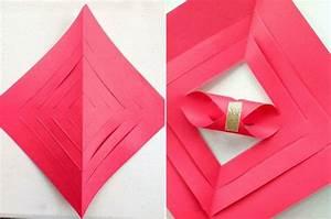 Sterne Aus Papier Schneiden : pliage de papier facile et d coupage en forme d 39 toile de no l ~ Watch28wear.com Haus und Dekorationen