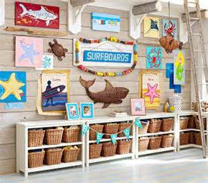 outoftheboxcalifornia surf decor for a baby nursery or