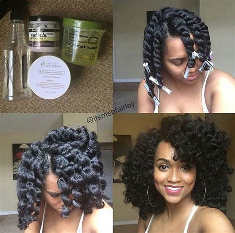 chunky twist out my twist out wouldn t turn out this good