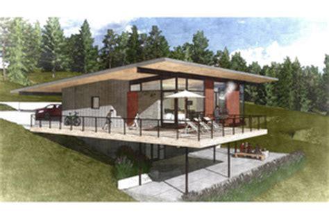 Sloping Lot Plans   Houseplans.com