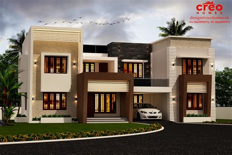 Beautiful Home Front Elevation