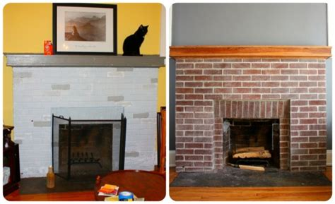 Remove Paint From Brick Part Ii • Craft Thyme