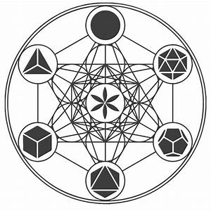 Metatron's Cube Symbol, Its Origins and Meaning ...