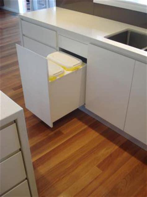 kitchen bin design ideas  inspired