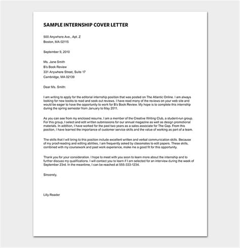 Entry Level Assistant Cover Letter by Cover Letter Template 60 For Word Pdf Format
