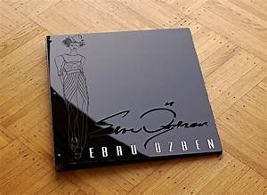 Custom Acrylic Fashion Design Portfolio Book