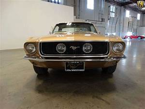 1968 Ford Mustang 200 Cid Inline 6