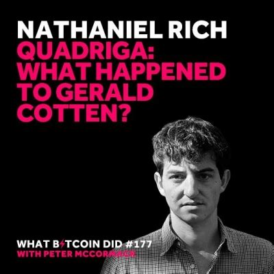 Its online exchange enabled trades of bitcoin and after gerald w. Quadriga: What Happened to Gerald Cotten with Nathaniel Rich - WBD177   Lets Talk Bitcoin