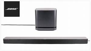 Bedienungsanleitung Bose Soundtouch 300 Soundbar
