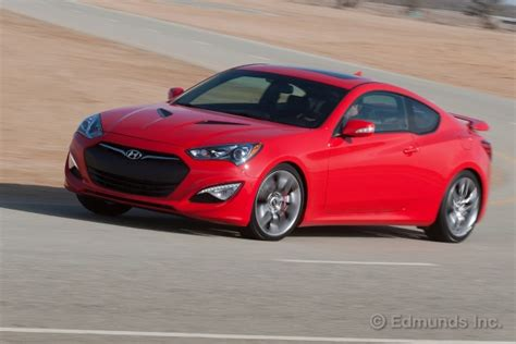 Track Tested 2013 Hyundai Genesis Coupe 20t Rspec